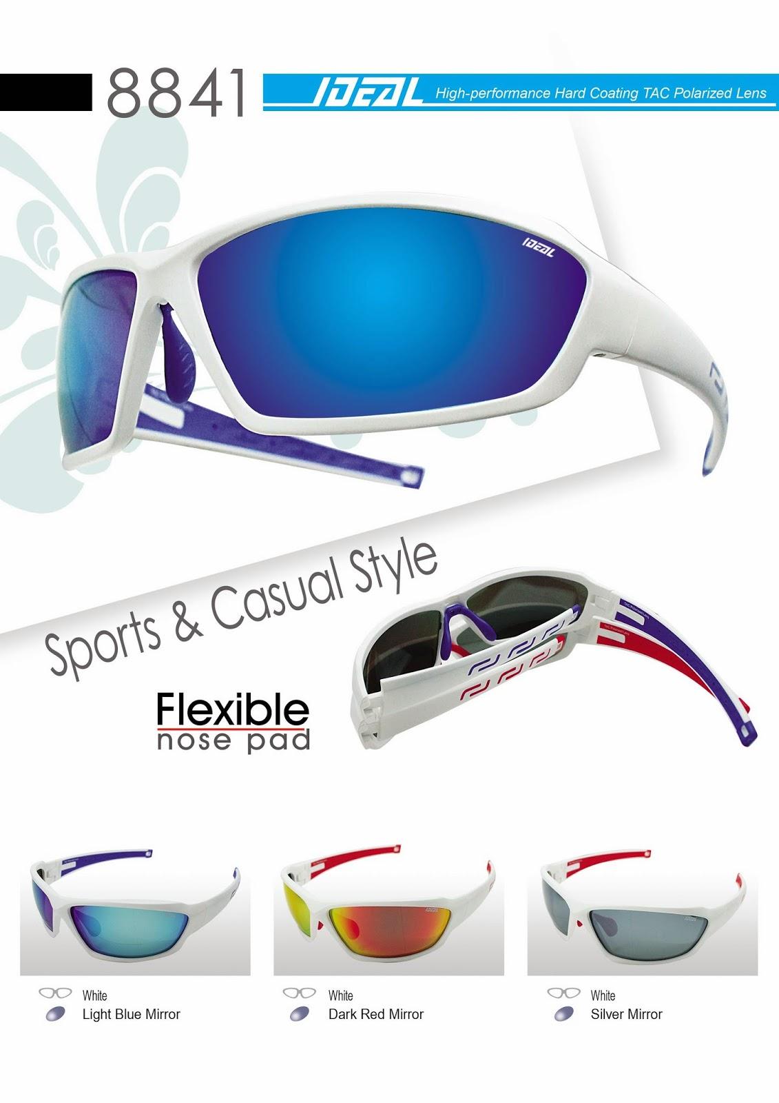 3b4ec8a63da2 Ideal Polarized Sunglasses  8841