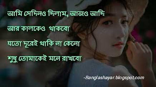 Bangla miss you shayari