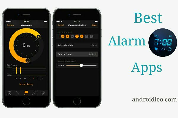 best android alarm app