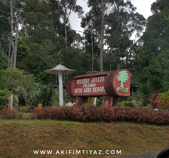 Peladang Setiu Agro Resort, Aku Sapa Doh Ning!