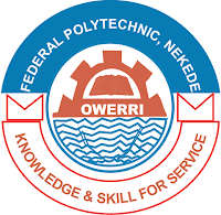 Federal Poly, Nekede 2018/2019 Post-UTME (ND) Admission Form Out
