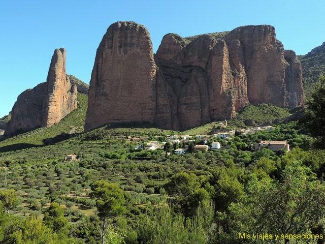 Mirador Mallos de Riglos, Huesca