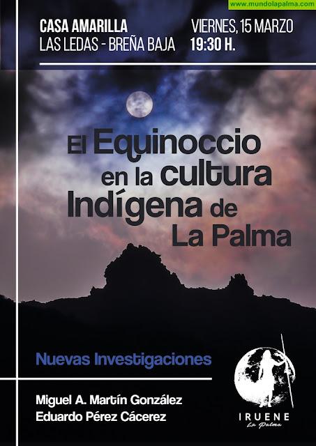 """CASA AMARILLA: """"El equinoccio en la cultura indígena en La Palma"""""""