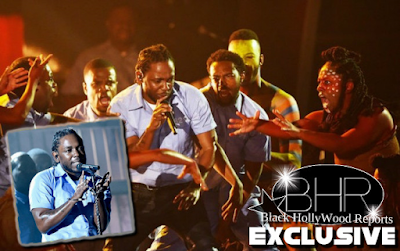 """We Gonna Be Alright"" Rapper Kendrick Lamar Performs And Shuts DOwn The Stage !!"