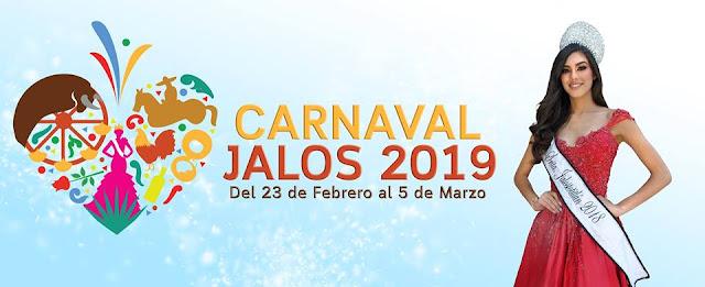 carnaval jalostotitlán 2019