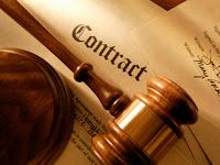 Sumber Hukum Kontrak