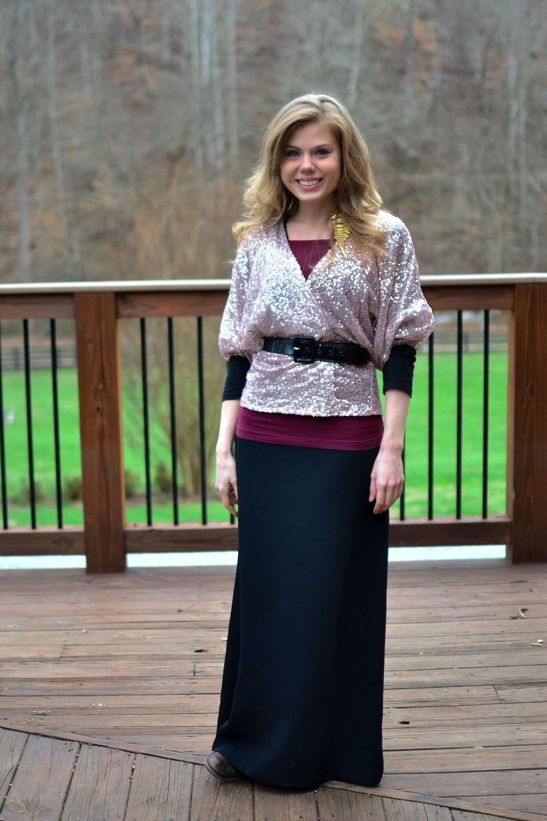 Fresh Modesty: Happy New Year!