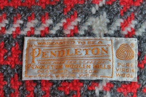 Dating pendleton labels
