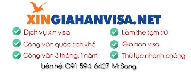 Công ty du lịch Visa Thái Dương