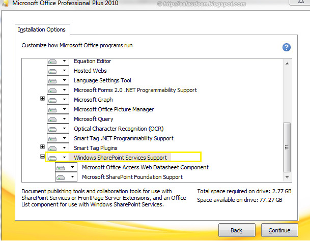 Edit Document' Requires a Windows Sharepoint Services