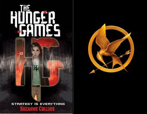 Related Keywords & Suggestions for hunger games book cover