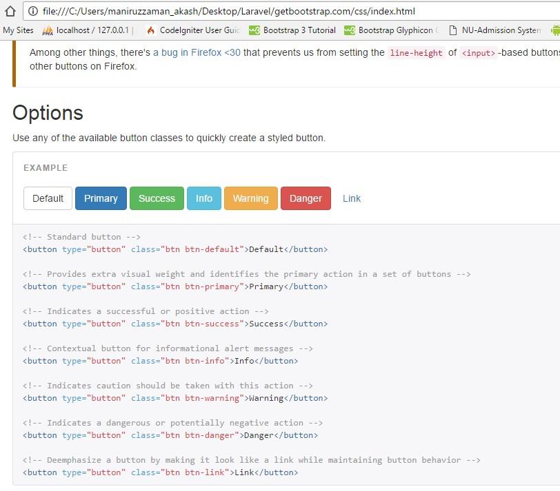 Download Offline Documentation: Download Bootstrap 4 Offline