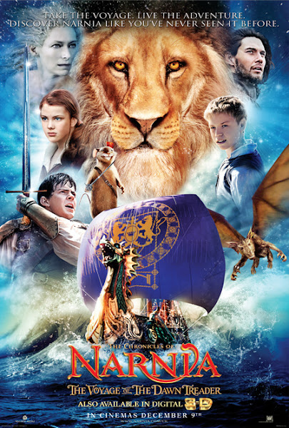 The Chronicles of Narnia 3 (2010) 720p Hindi BRRip Dual Audio Full Movie extramovies.in The Chronicles of Narnia: The Voyage of the Dawn Treader 2010