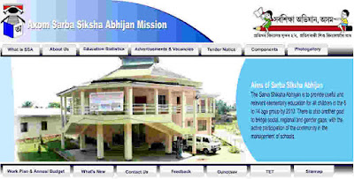 SSA Assam Teacher Mutual Transfer