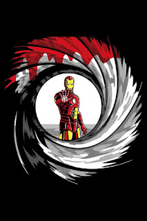 Iron Man / James Bond