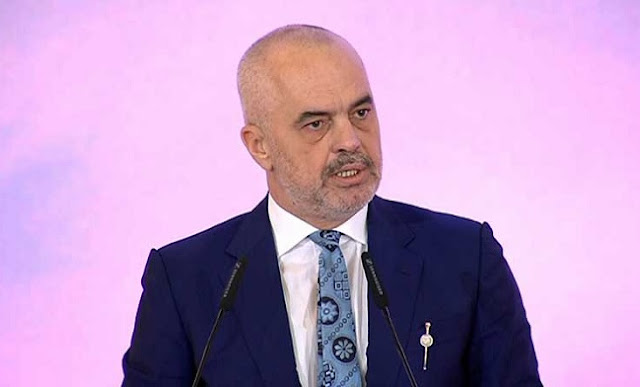 Rama to the Serbian Pink TV: Serbia must recognise Kosovo; I doesn't like the border with Serbia