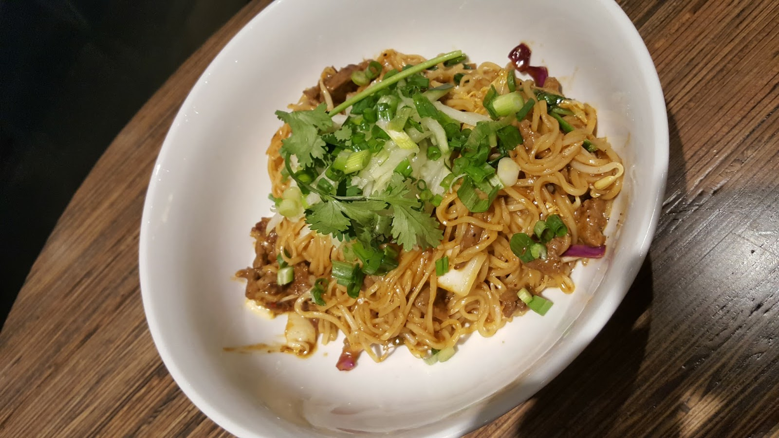review of noodles and company Noodles & company is a fast-casual and almost went out of business in 1996 after a reporter with the wisconsin state journal published a negative review he said.