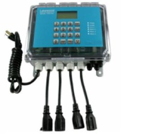 Multivariable water quality controller
