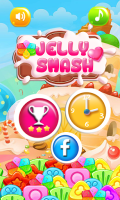 Jelly Smash Mania