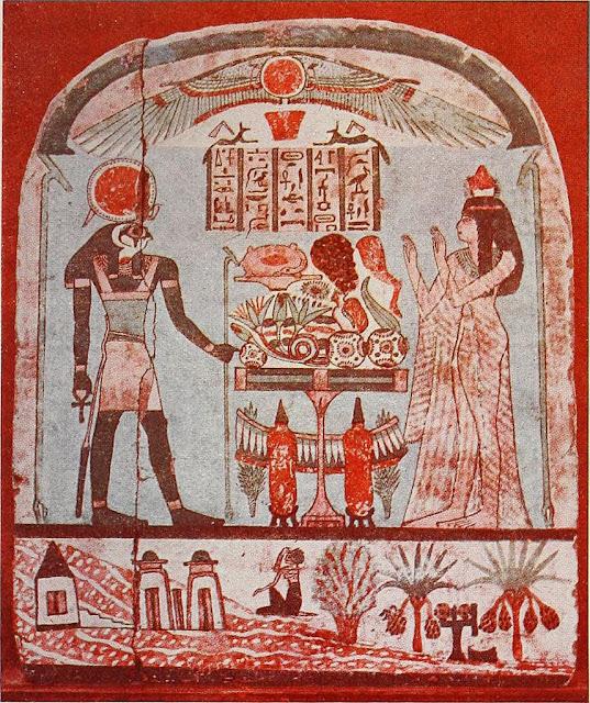 Stele of Djedamuniu(es)ankh, Dynasty 22