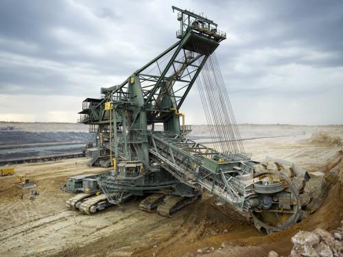 Coal Mining Water Buckets