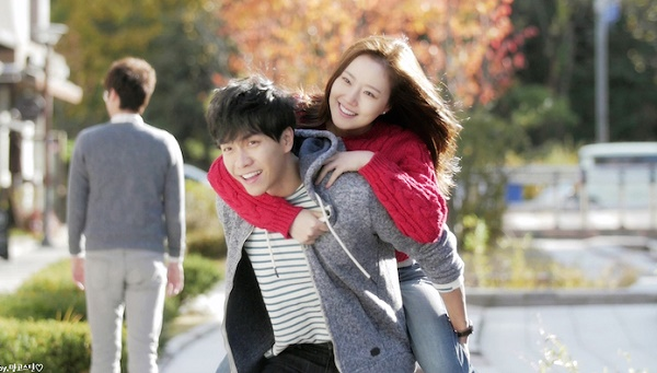 Film Korea Romantis love forecast