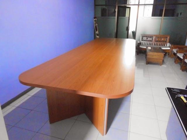 Meja Rapat - Meja Meeting Untuk 10 orang