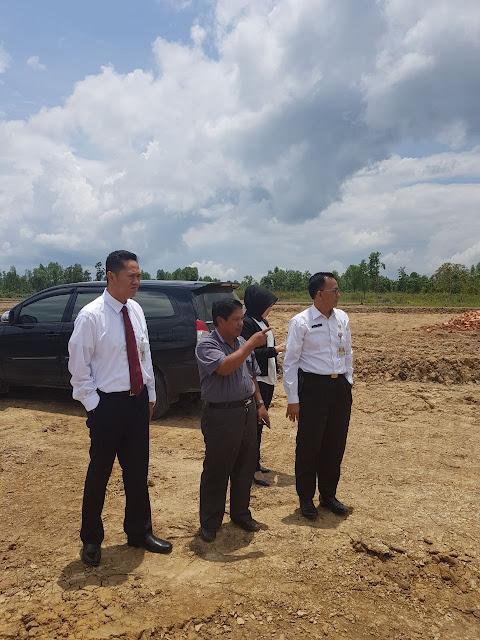 Rumah Guru BSB Cabang sekayu Segera Dibangun