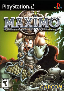 Maximo: Ghosts to Glory (PS2) 2001
