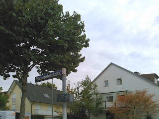 Impressionen der Münchner Wesendonkstraße
