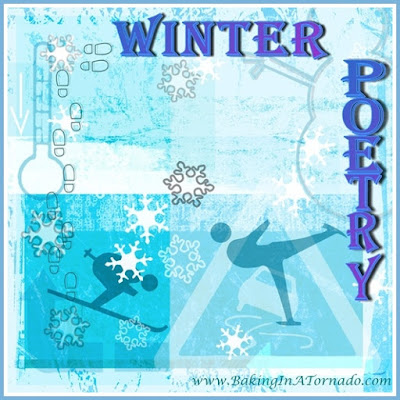 Winter Poetry: Here to Stay | www.BakingInATornado.com | #poetry #write