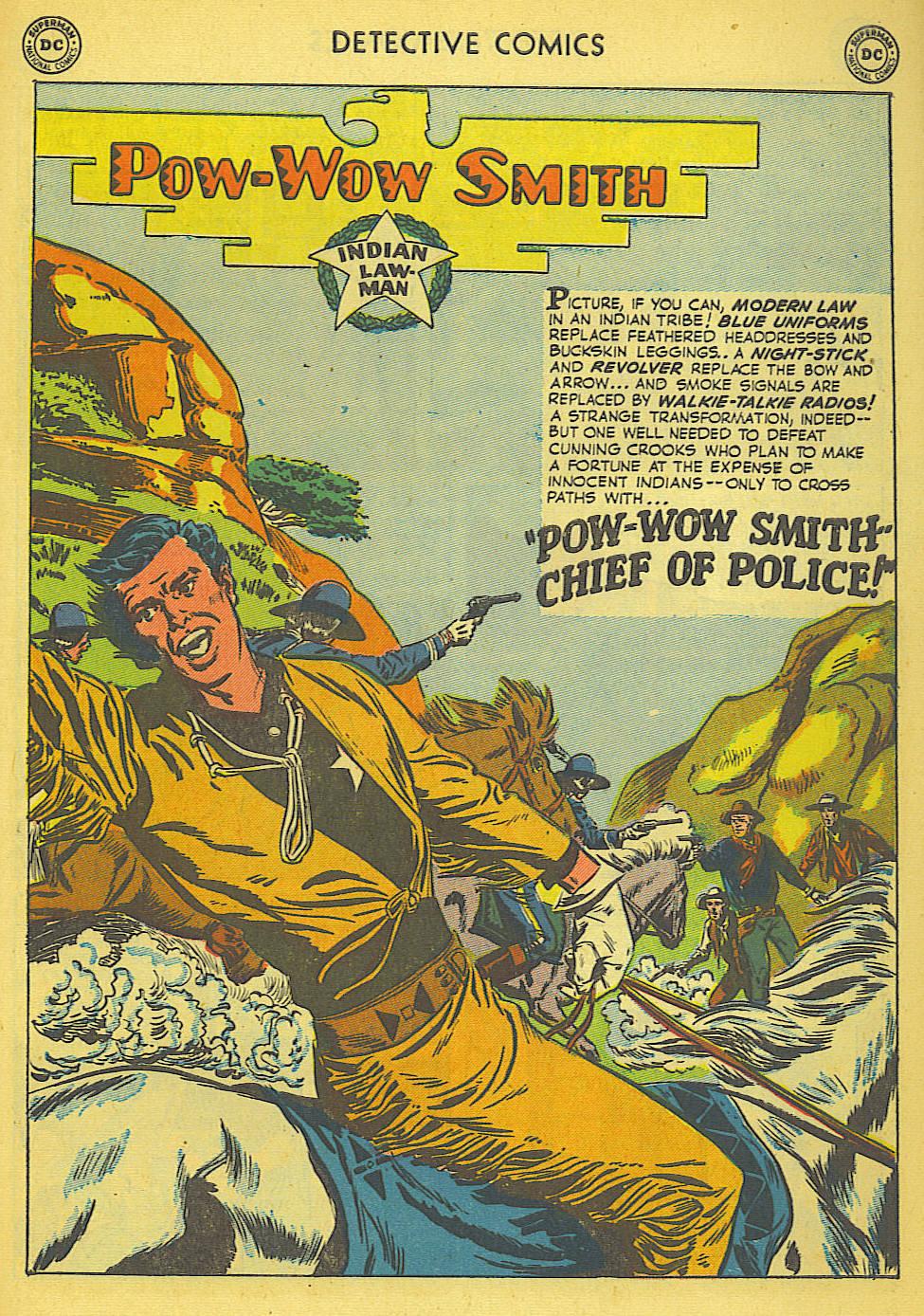 Read online Detective Comics (1937) comic -  Issue #173 - 40