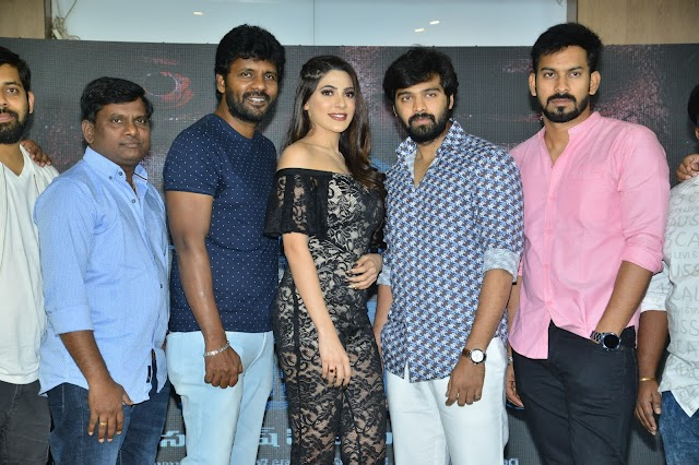 Chikati Gadhilo Chithakotudu Movie Pre Release Event
