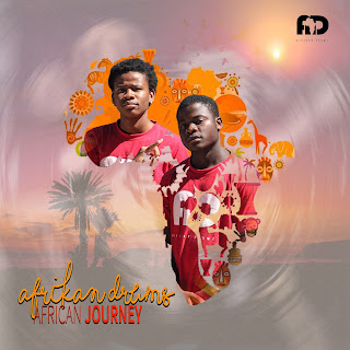 Afrikan Drums - African Journey (Album)