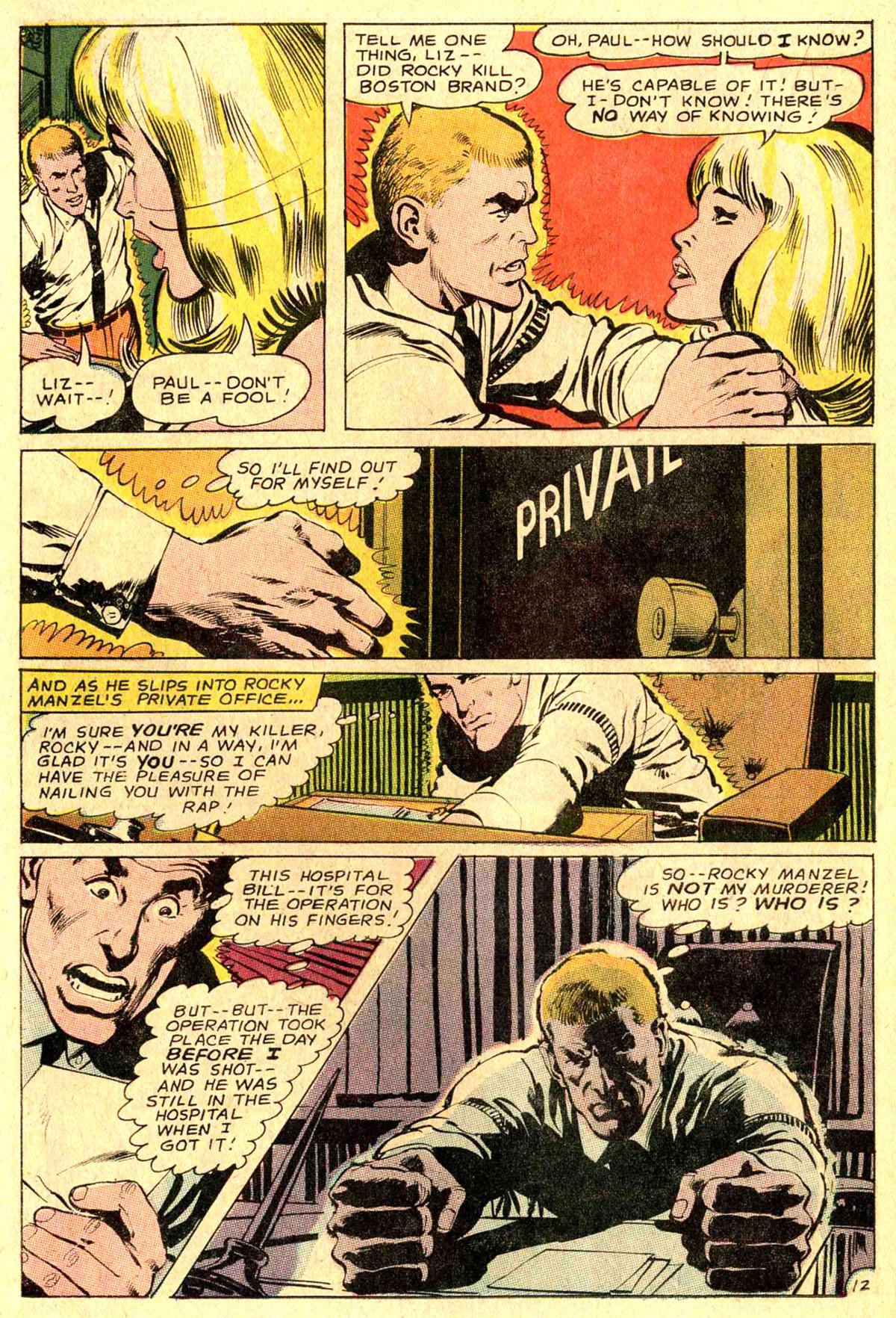 Strange Adventures (1950) issue 207 - Page 18
