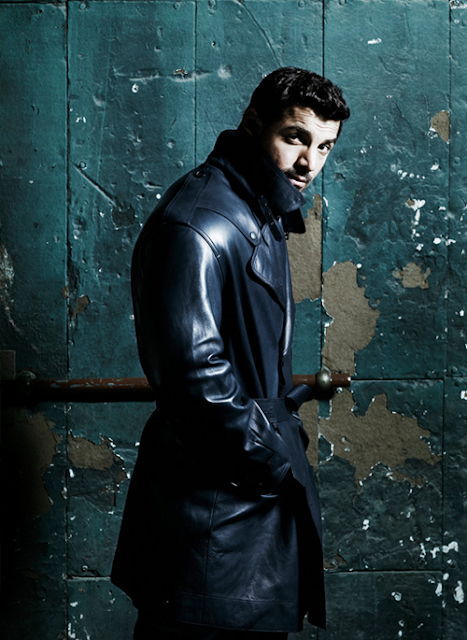 John Abraham Latest photoshoot for Harper Bazaar -July magazine