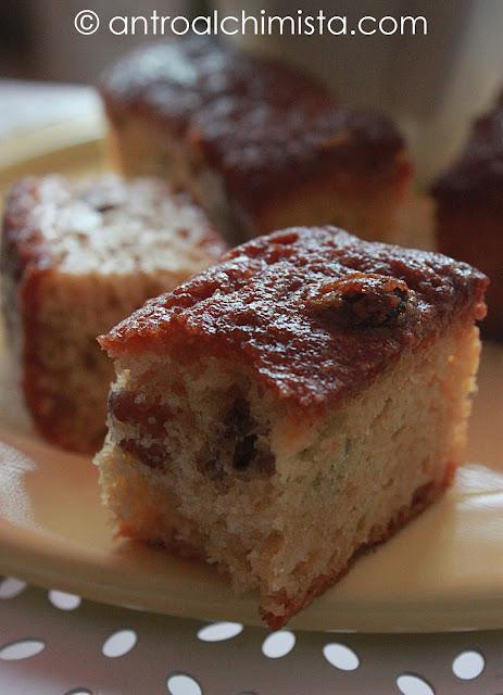 Cake di Uvetta al Rum