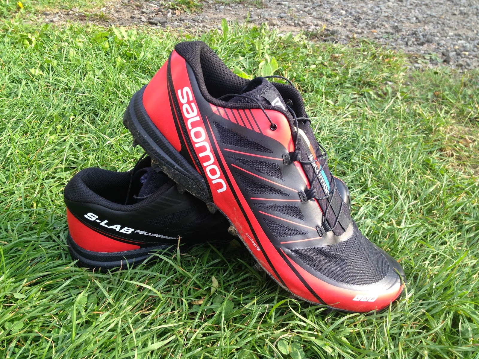 CavemanClarke: Salomon S Lab Fellcross 3 Review