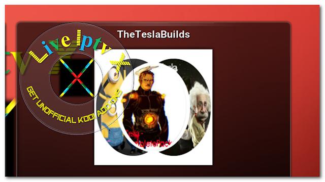 TheTeslaBuilds Kodi Build