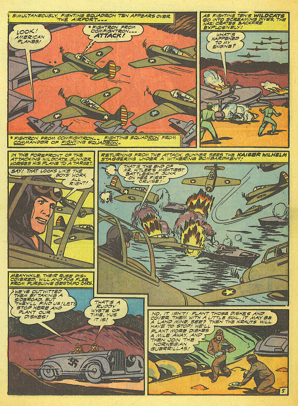 Read online Action Comics (1938) comic -  Issue #58 - 31