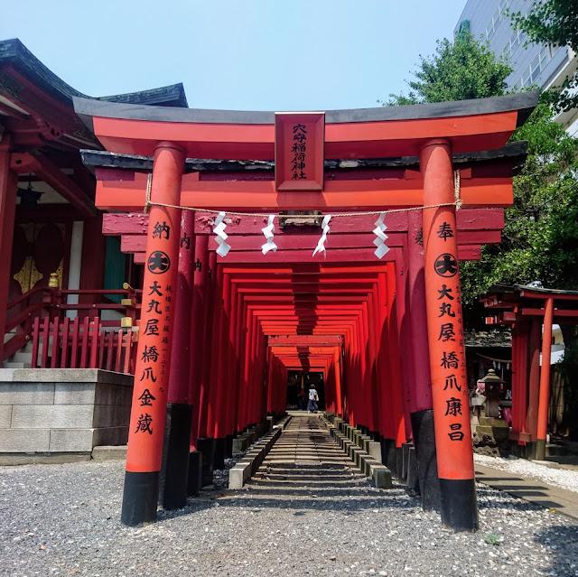 羽田 穴守稲荷神社