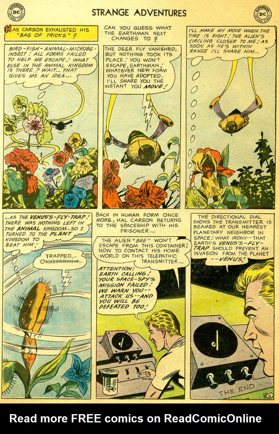 Strange Adventures (1950) issue 81 - Page 16