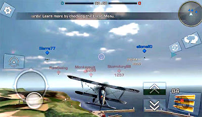 War Wings  v 1.85.29 Mod Apk (Money) Terbaru