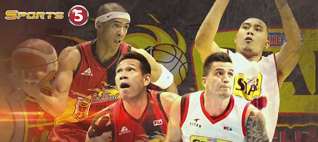 HIGHLIGHTS: San Miguel vs. Star Hotshots (VIDEO) November 20