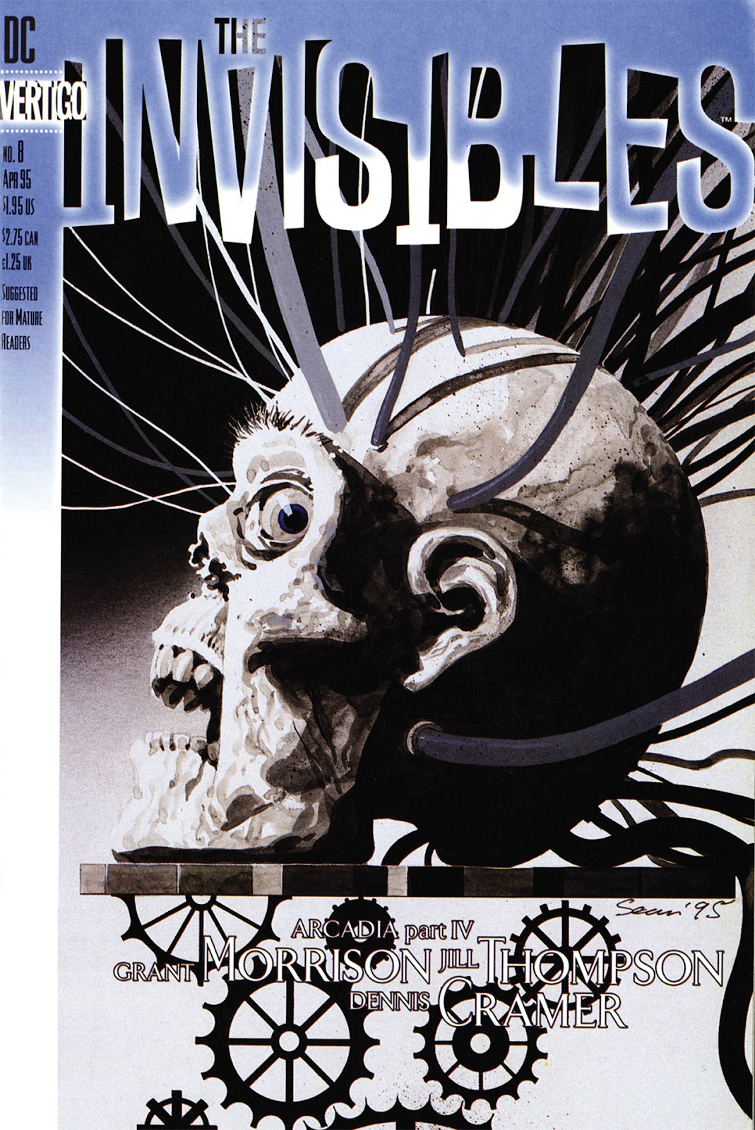 The Invisibles (1994) issue 8 - Page 1