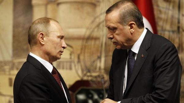 قطار بوتين والعربة التركية – الإيرانية