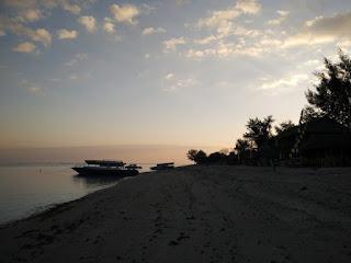 pantai di gili air