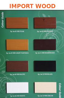 import wood sharp point