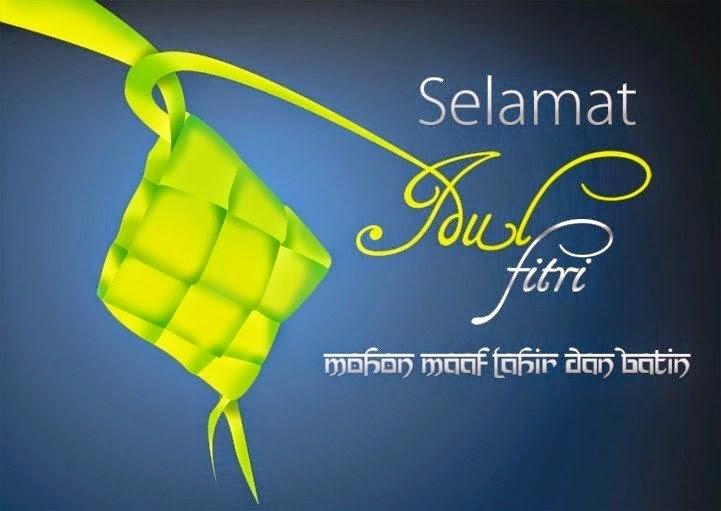 Kata Kata Ucapan Selamat Lebaran Hari Raya Idul Fitri 1438 ...