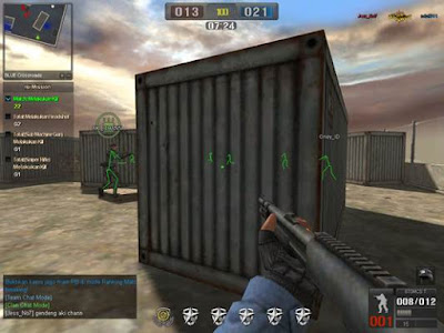23 Juli 2018 - Natrium 1.0 Point Blank Garena Evolution (Indonesia) Simple Cheats Wallhack/Esp, Quick Change, Fast Reload, Fast Respawn, Speed Move, Jump High + Cheat Wallhack PB Philippines PH Server